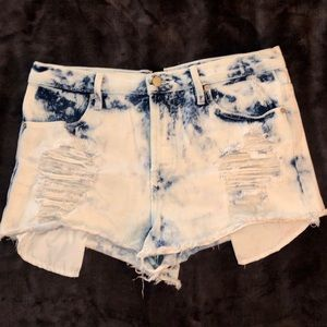 CUTE* Forever 21 high waisted shorts